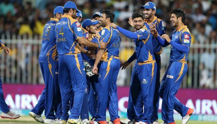 Karachi Kings players