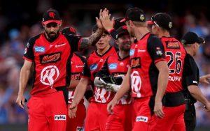 Melbourne Renegades winners of big bash league 2019 season