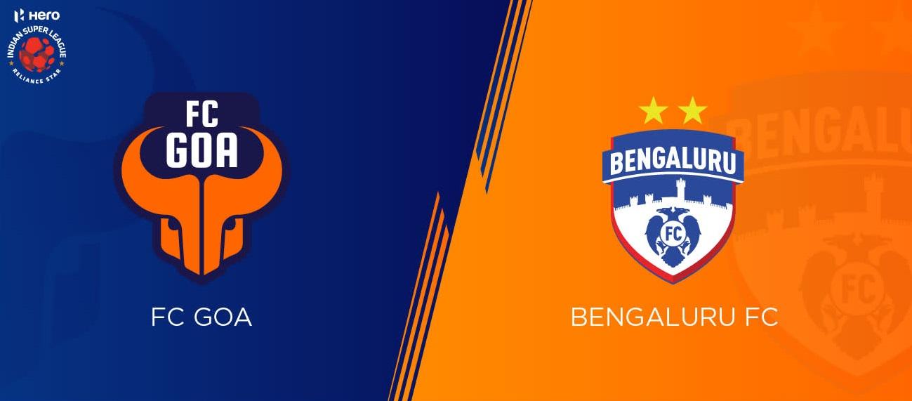 Bengaluru FC vs Goa final of Indian super league 2019