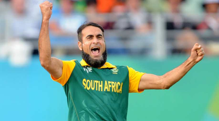 Imran Tahir south africa cricketer