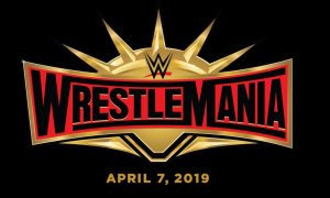 Wrestlemania 35 on 7th april 2019