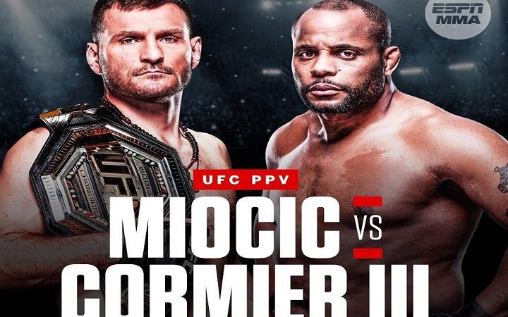 UFC 252 Live Stream Reddit Watch Miocic vs Cormier Fight Anywhere