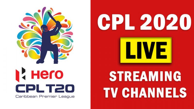 List of TV channels Who Broadcast CPL T20 2020 Live Stream online