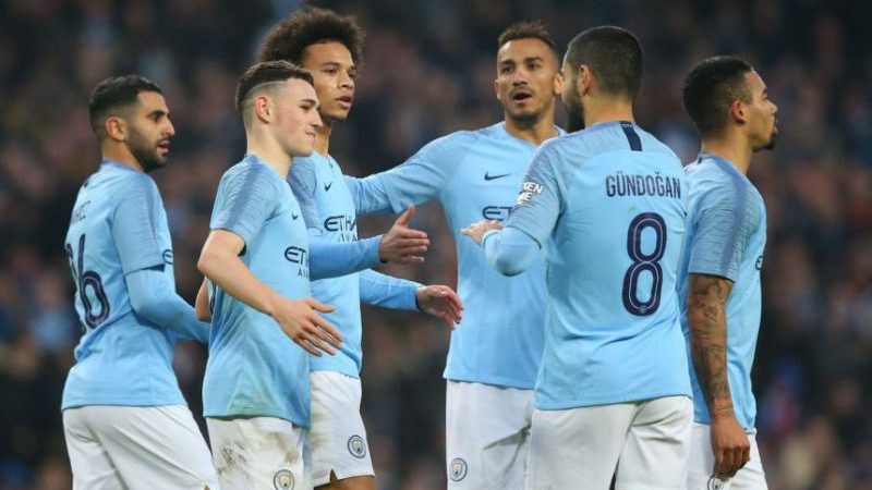 Manchester City vs Olympique Lyonnais Live streaming, TV channels UEFA Champions League