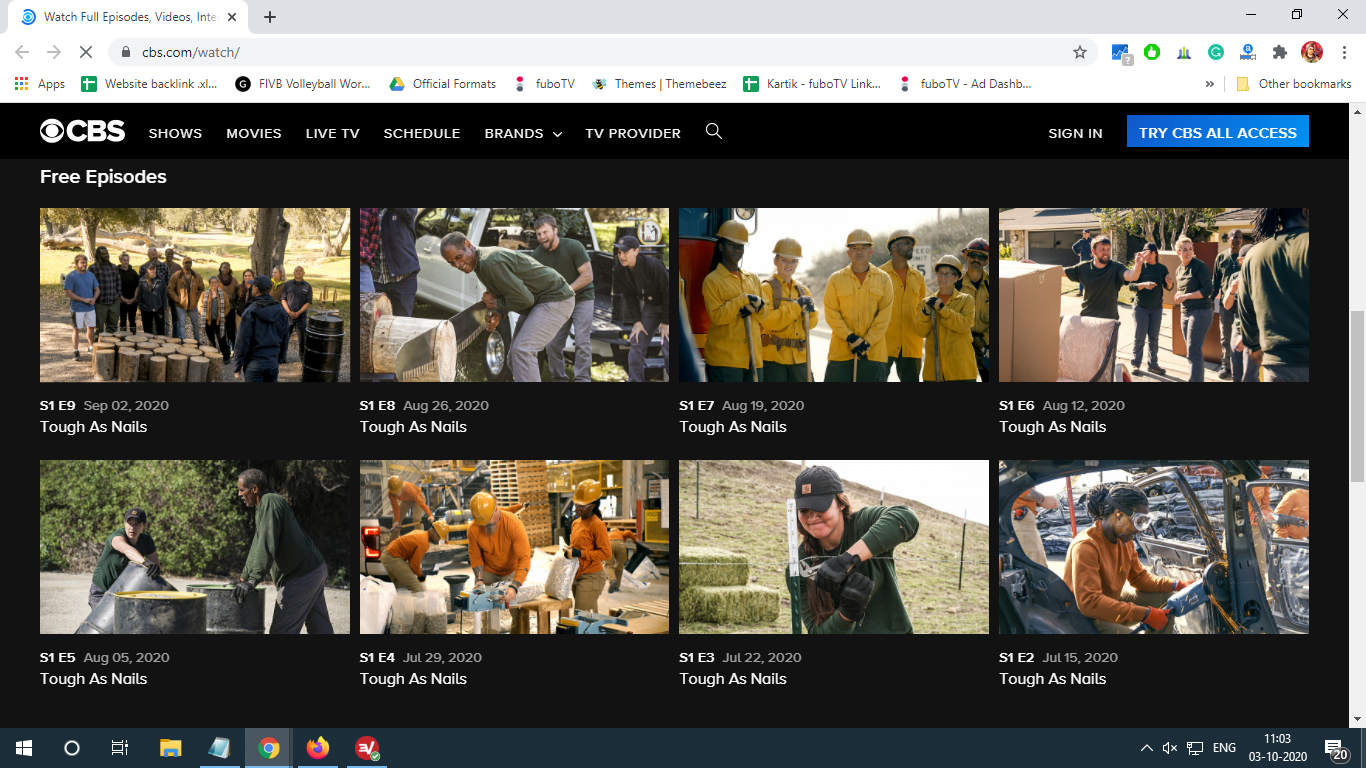 Access CBS Shows Movies Live TV outside US without any restriction with vpn