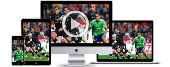 HD Access of Rugby on any device
